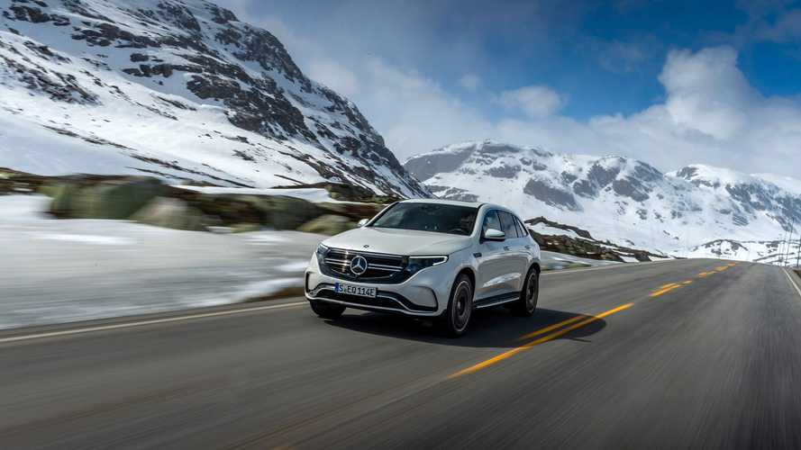 Mercedes Doesn't Want To Prematurely End ICE Sales Despite Prioritizing EVs