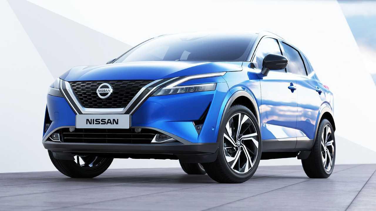 Nuova Nissan Qashqai (2021)
