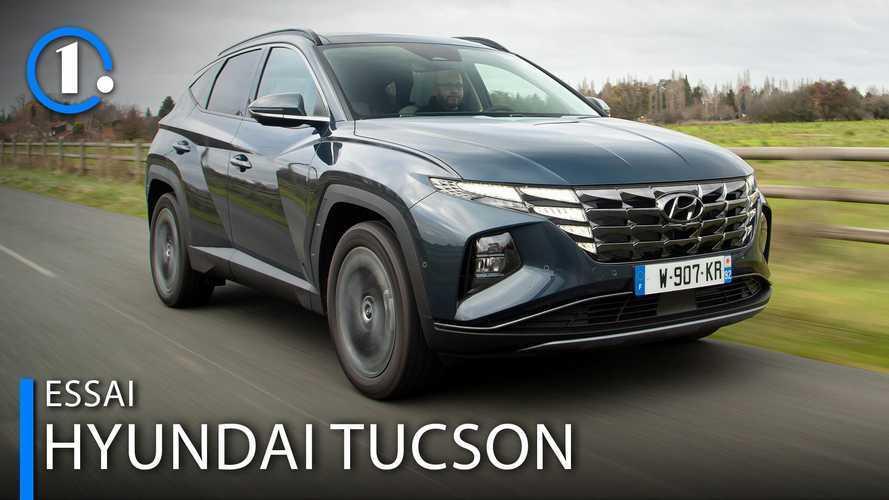 Essai Hyundai Tucson Hybrid (2021) - Nouvelle égérie ?