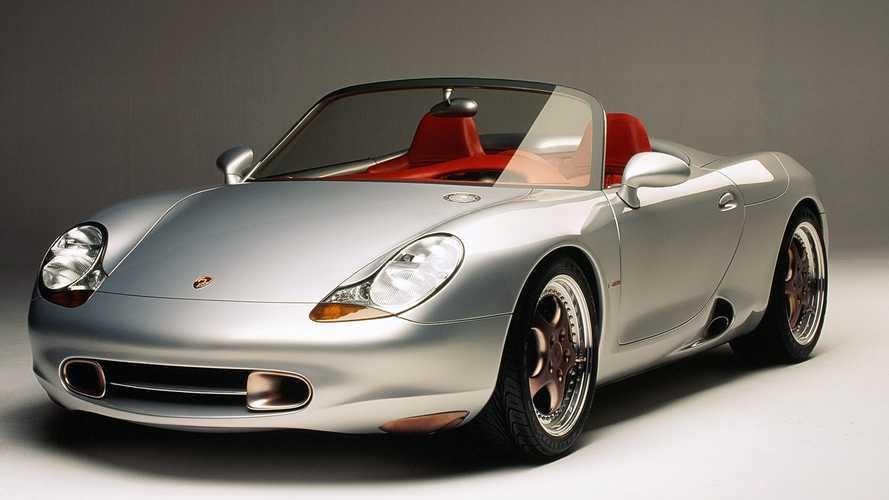 Porsche Boxster Concept, anteprima perfetta
