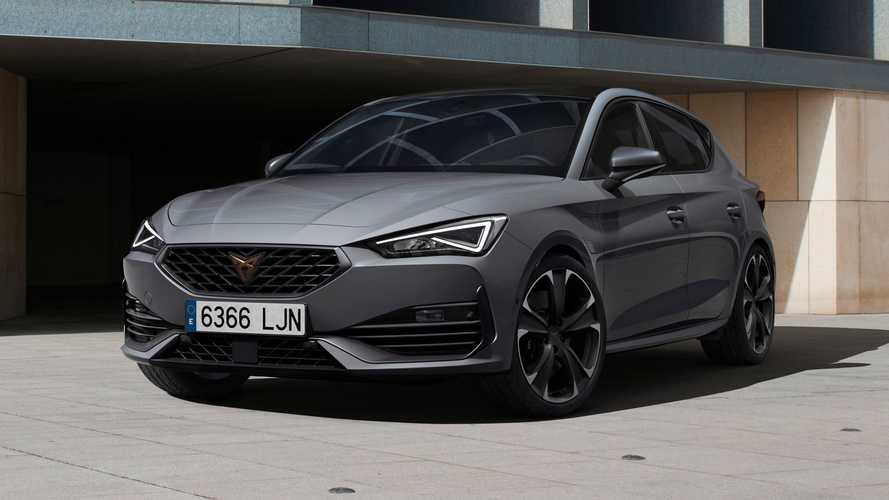296 bhp petrol Cupra Leon goes on sale with prices from £35,660