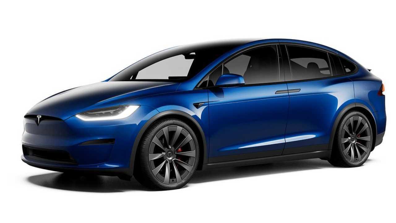 2022 Tesla Model X