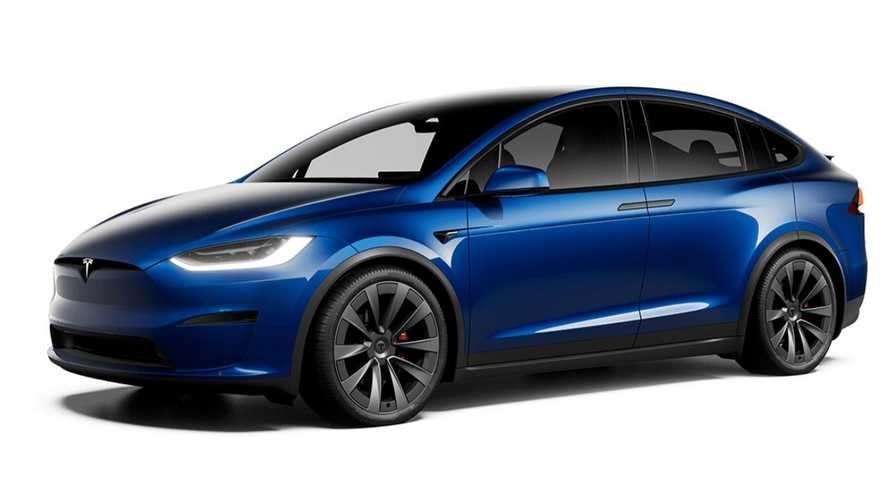 Tesla Model X Plaid revealed with more go, new interior, crazy steering wheel