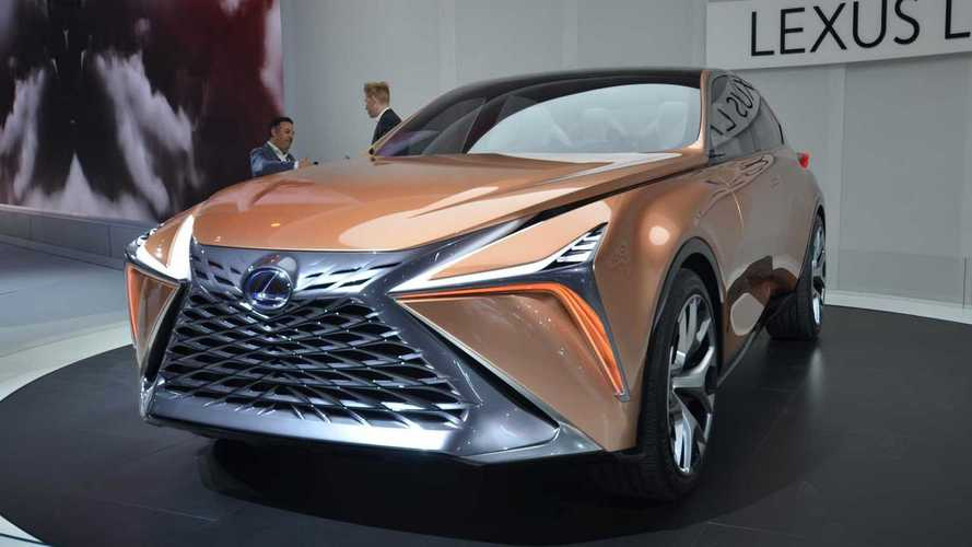 Lexus confirma projeto de SUV elétrico baseado no Subaru Evoltis