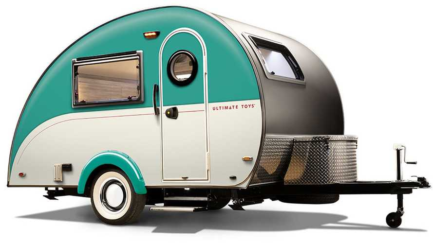 Ultimate Toys Camper Packs Nostalgic Camping Into Tiny Space