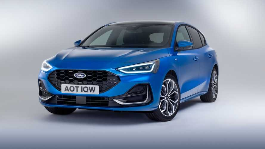 Ford представил в Европе обновленный Focus