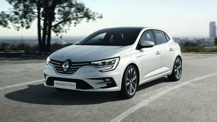 New PHEV Renault Megane Hatchback Costs Just Under £30k In UK