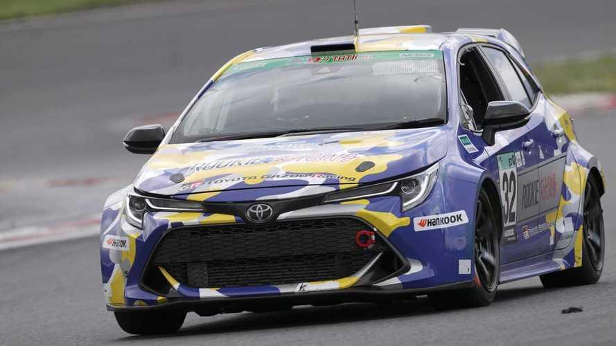 Toyota va avanti sulla Corolla 1.6 che brucia idrogeno