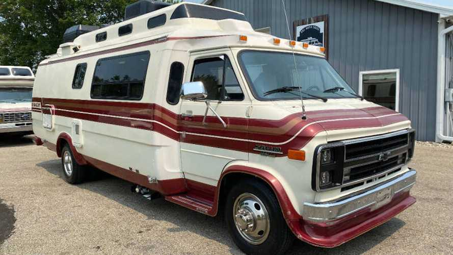 Chevy G30 Travelcraft Is A Tastefully Restored Motorhome You Can Buy