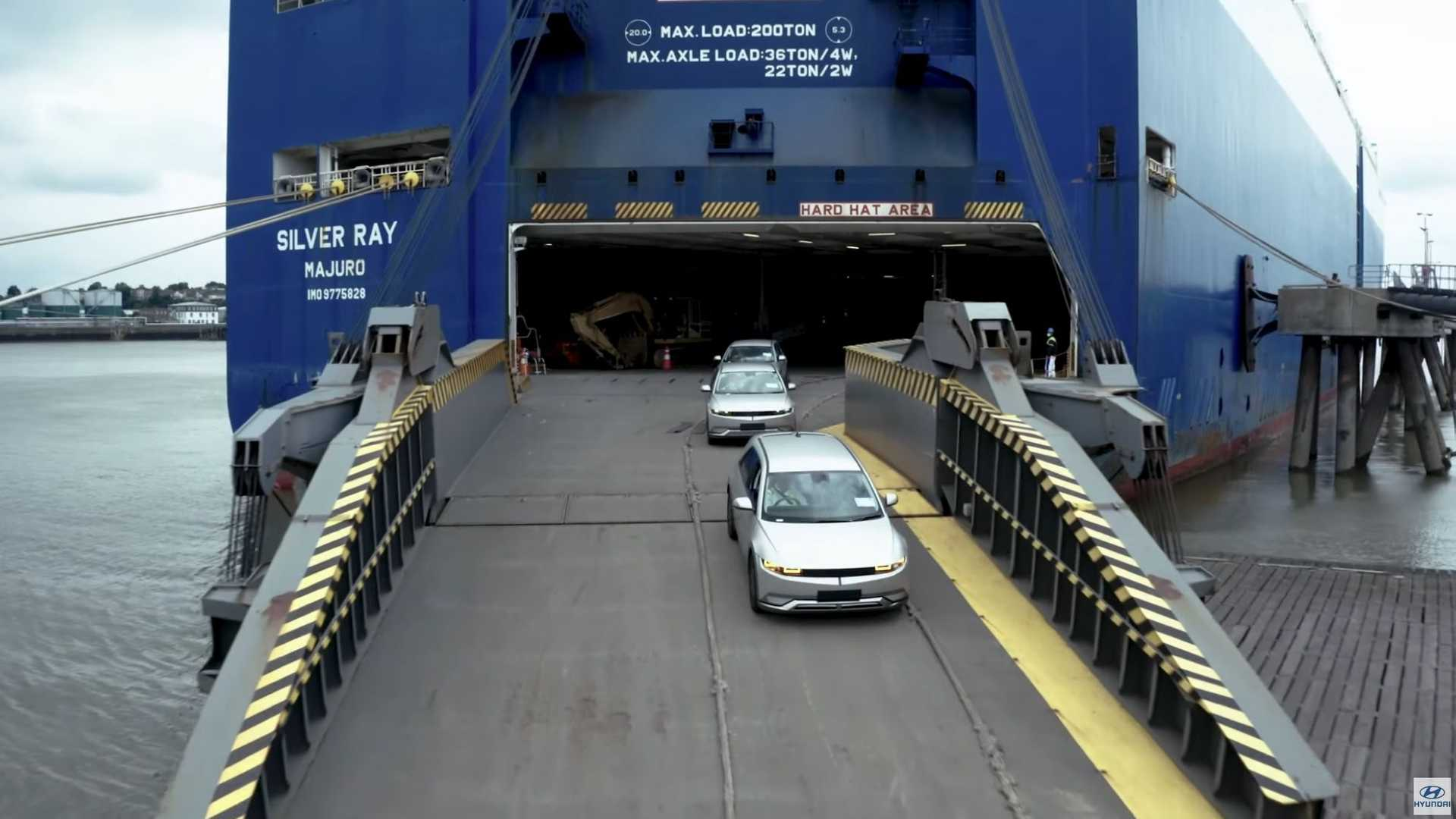 Hyundai Ioniq 5 Arrives In The UK