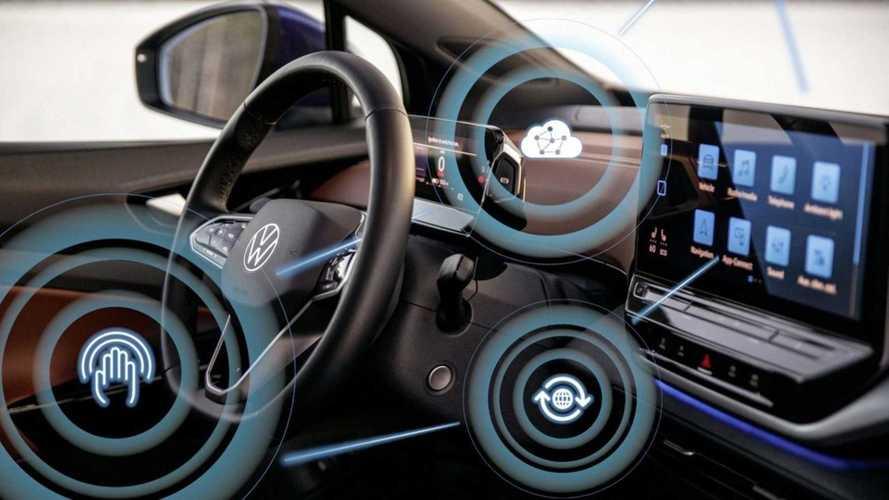 Carros elétricos da  Volkswagen passam a ter atualizações remotas