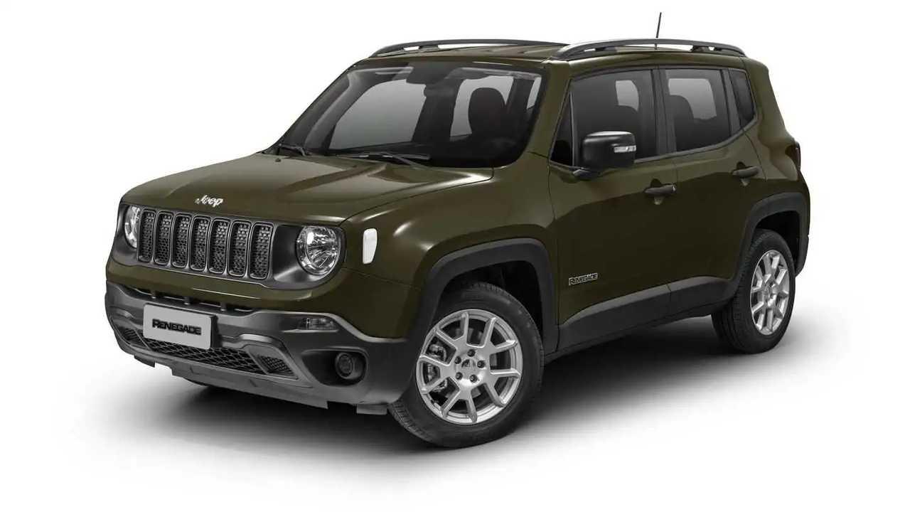 Jeep Renegade Sport PCD 2022