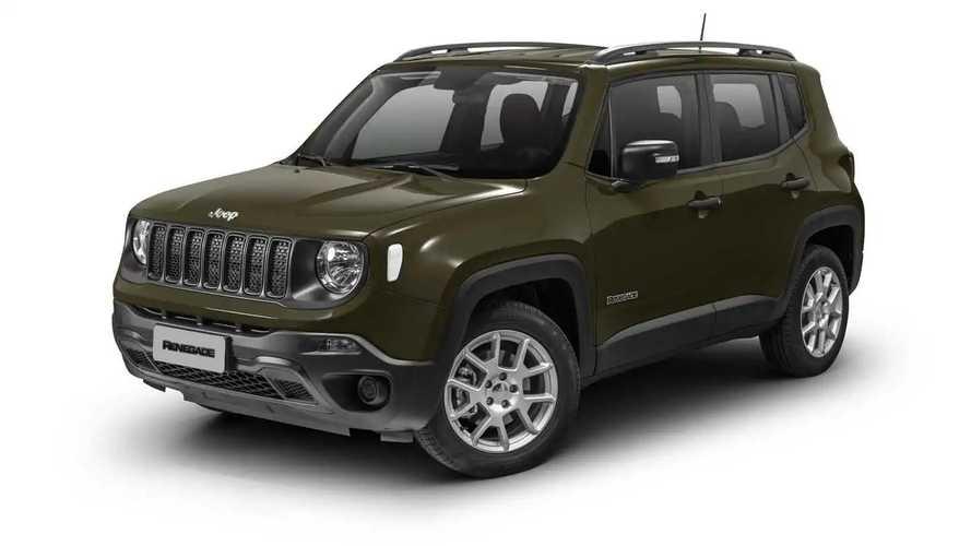 Jeep Renegade PCD volta com preço a partir de R$ 84.235