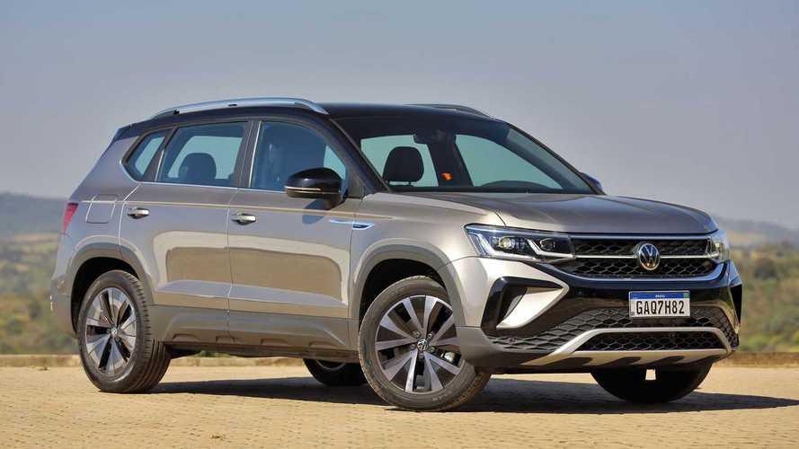 VW Taos recebe 1º aumento de preços e agora parte de R$ 159.190