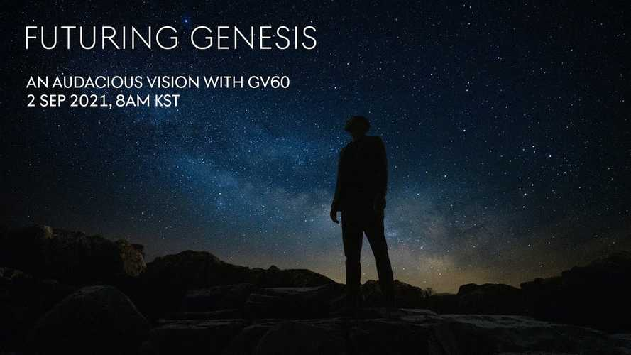 Genesis Debuts Something Exciting Today: See The Livestream