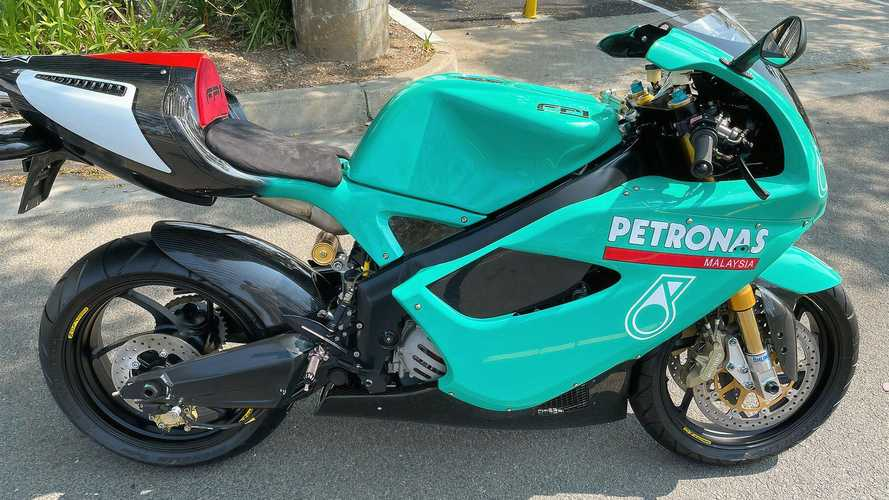 Grab This Extremely Rare Petronas FP1 Race Homologation While You Can
