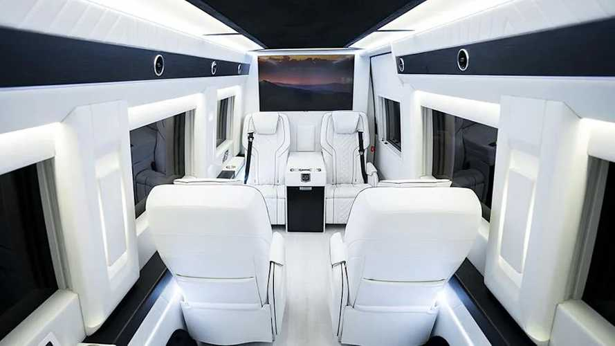 Confort, luxe et sécurité, voici le véhicule idéal pour les riches