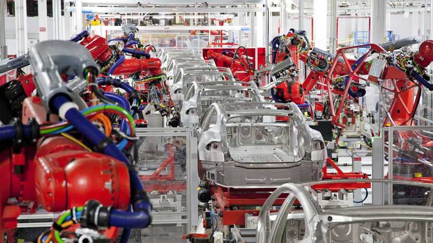 Wie Tesla trotz Chipmangels neue Produktionsrekorde aufstellt