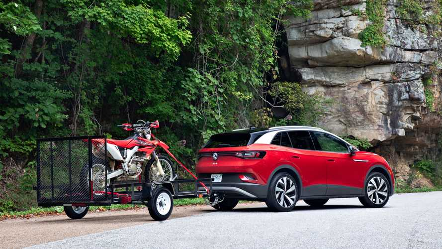 2021 Volkswagen ID.4 AWD: First Drive