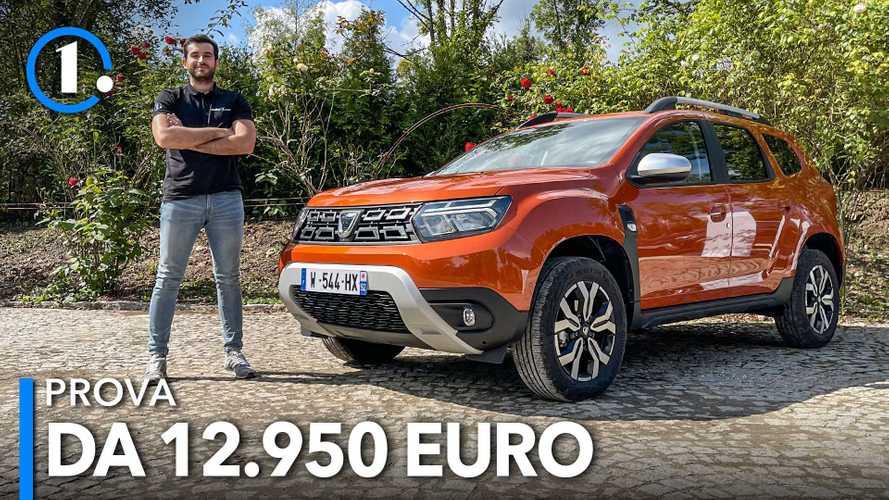 Dacia Duster restyling, come va il 1.3 da 150 CV con cambio automatico