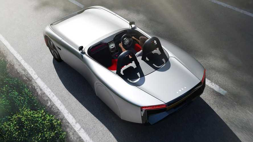 UK: Aura electric sports car has 400 miles of range, but no roof