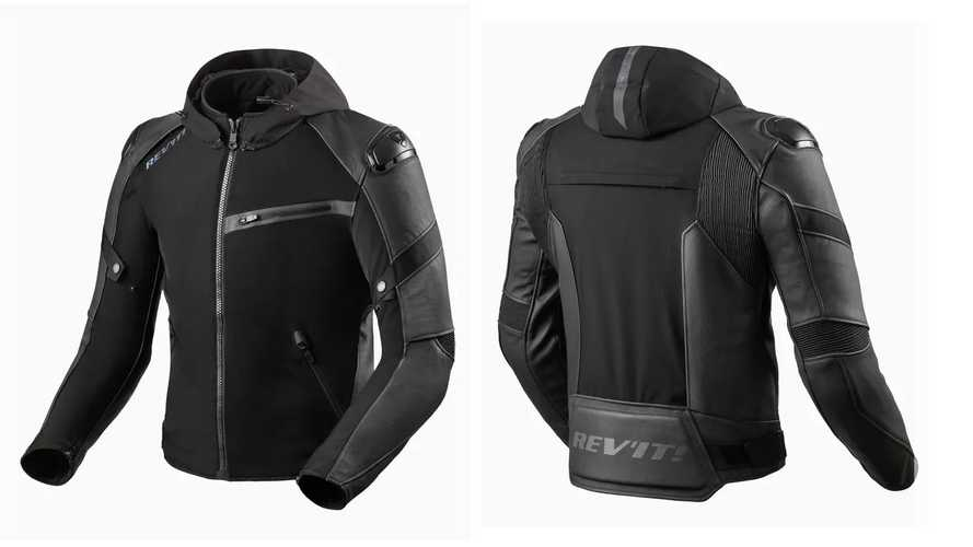 Gear Up For The Cold Months With The REV'IT! Target H2O Jacket