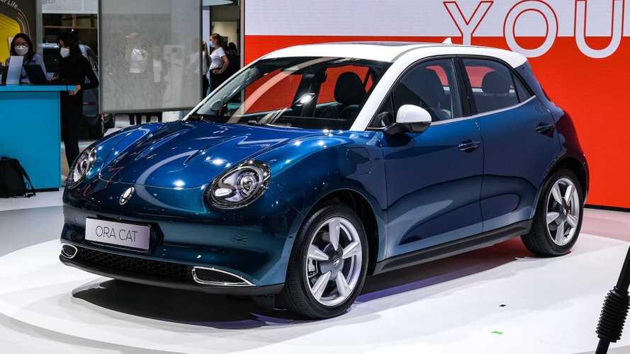 أورا كات : سيارة صينية تستهدف الأسواق الأوروبية