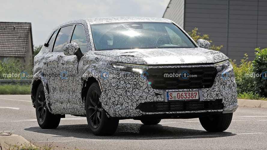 Honda CR-V (2022) auf neuen Erlkönigbildern (Update)