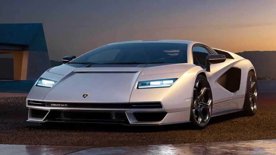 Lamborghini Countach LPI 800-4: una reedición sublime