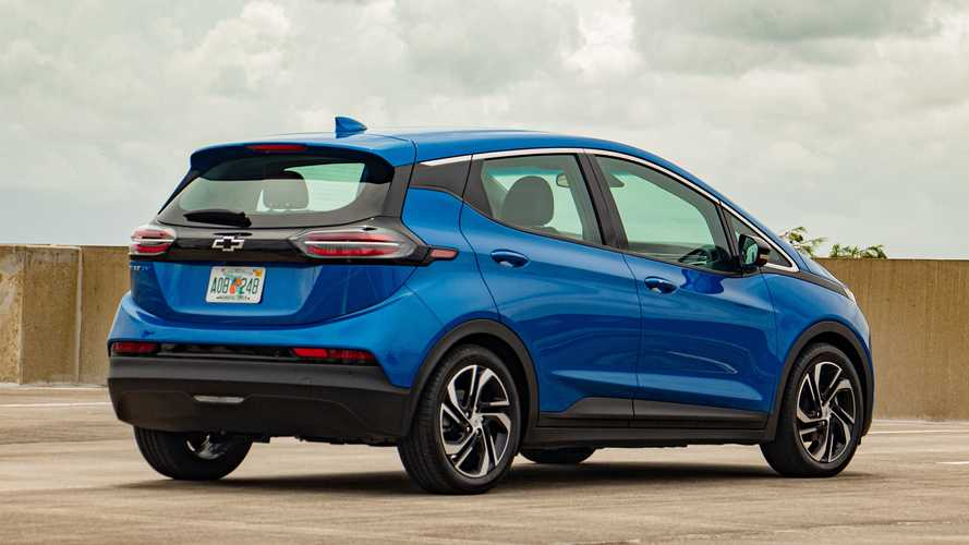Chevy Bolt Battery Fix To Increase Range By 8%, More For Older Cars
