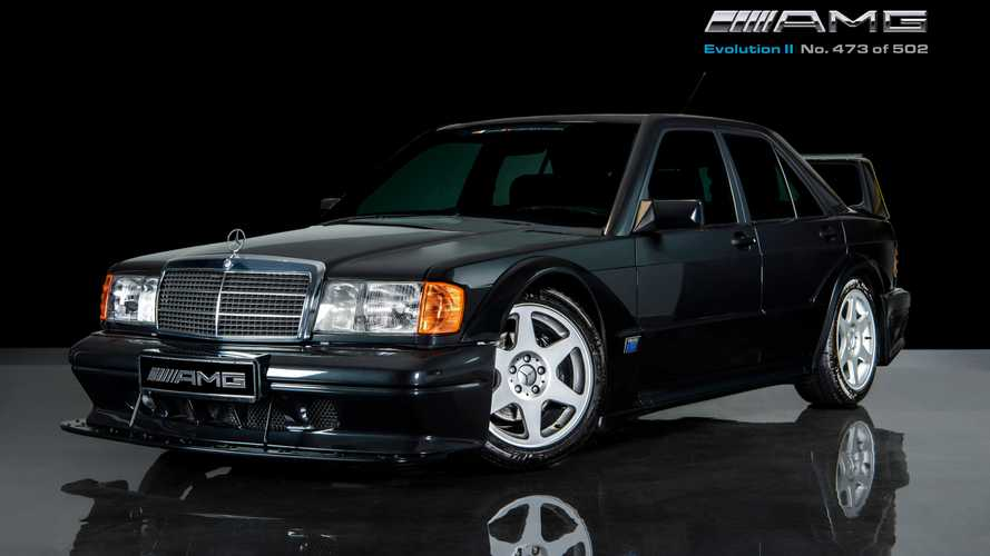 Insanely perfect 1990 Mercedes-Benz 190E 2.5-16 Evolution II for sale