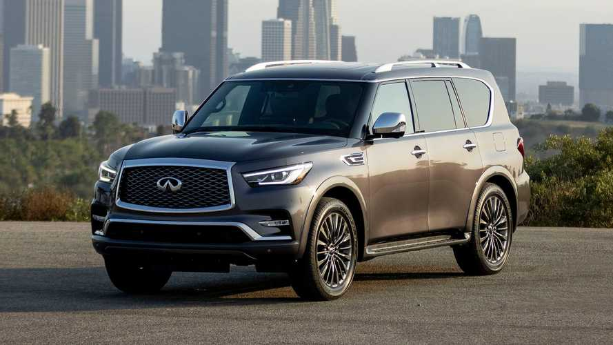 2022 Infiniti QX80 Starts At $70,600, One Engine Available