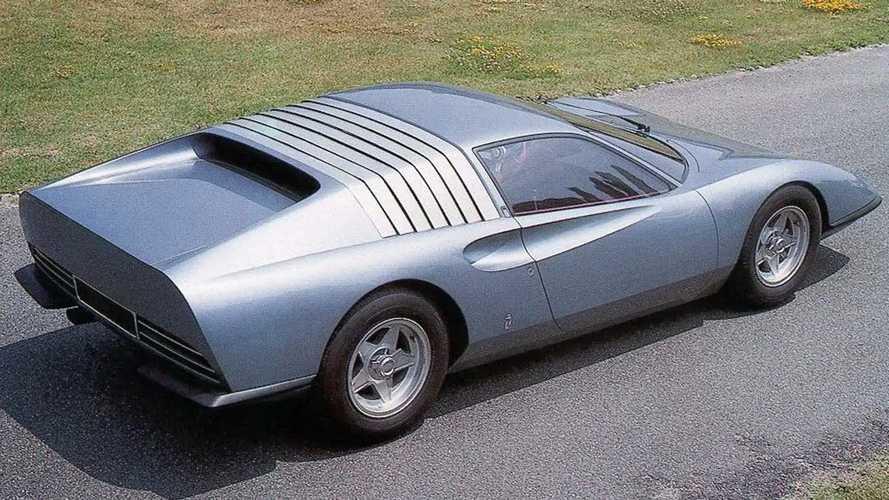 Ferrari P6 Berlinetta Speciale concept 1968