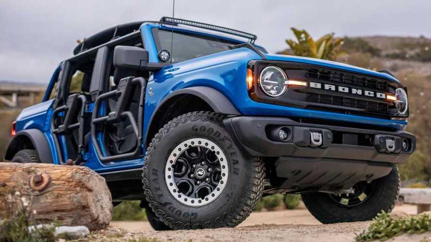 Ford Bronco Riptide Concept: propuesta para surfistas