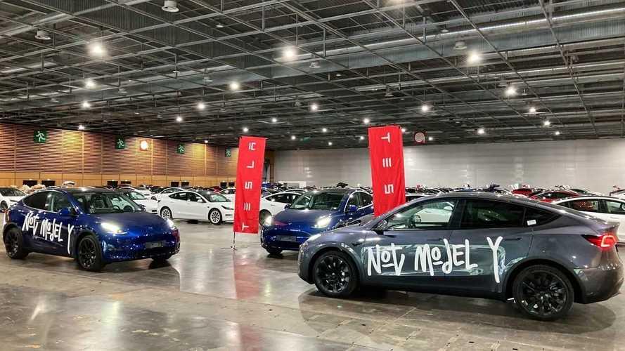 Le Tesla Model Y est arrivé en France !