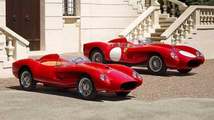 Ferrari Testa Rossa J Scale Replica