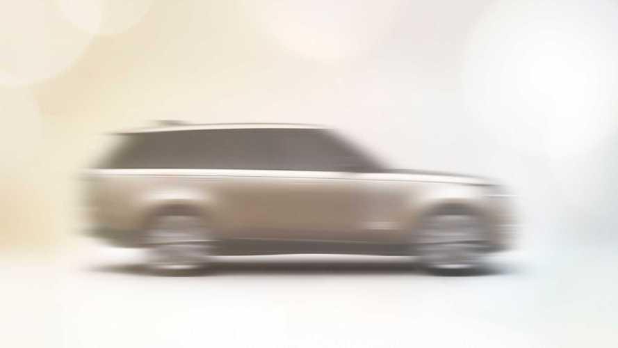 Раскрыта дата дебюта нового поколения Range Rover