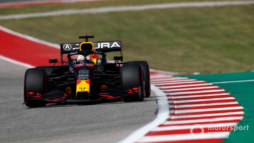 US GP: Verstappen denies Hamilton pole by 0.2s