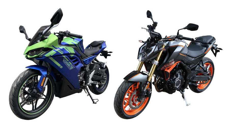 Voge Wants You To Know About The New 525R And 250RR
