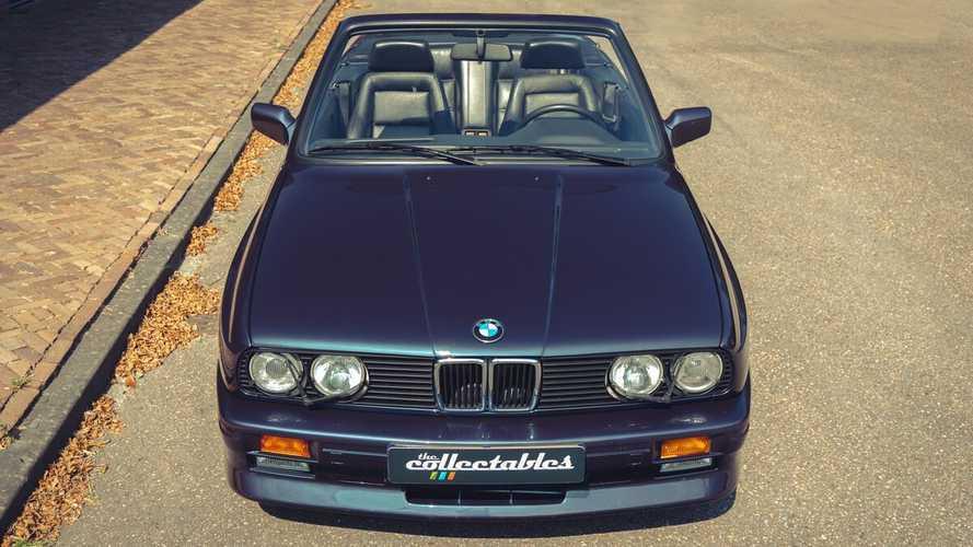 Igazi klasszikus BMW M3-ast árusítottak, végül kevesebbet fizettek a becsült értékénél