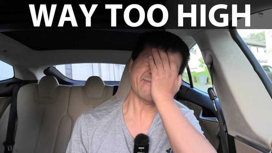 Old 2013 Tesla Model S Vampire Drain Almost Doubled
