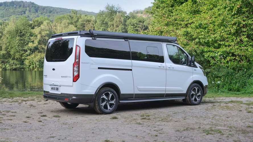 Ford Transit Custom Nugget Active et Trail