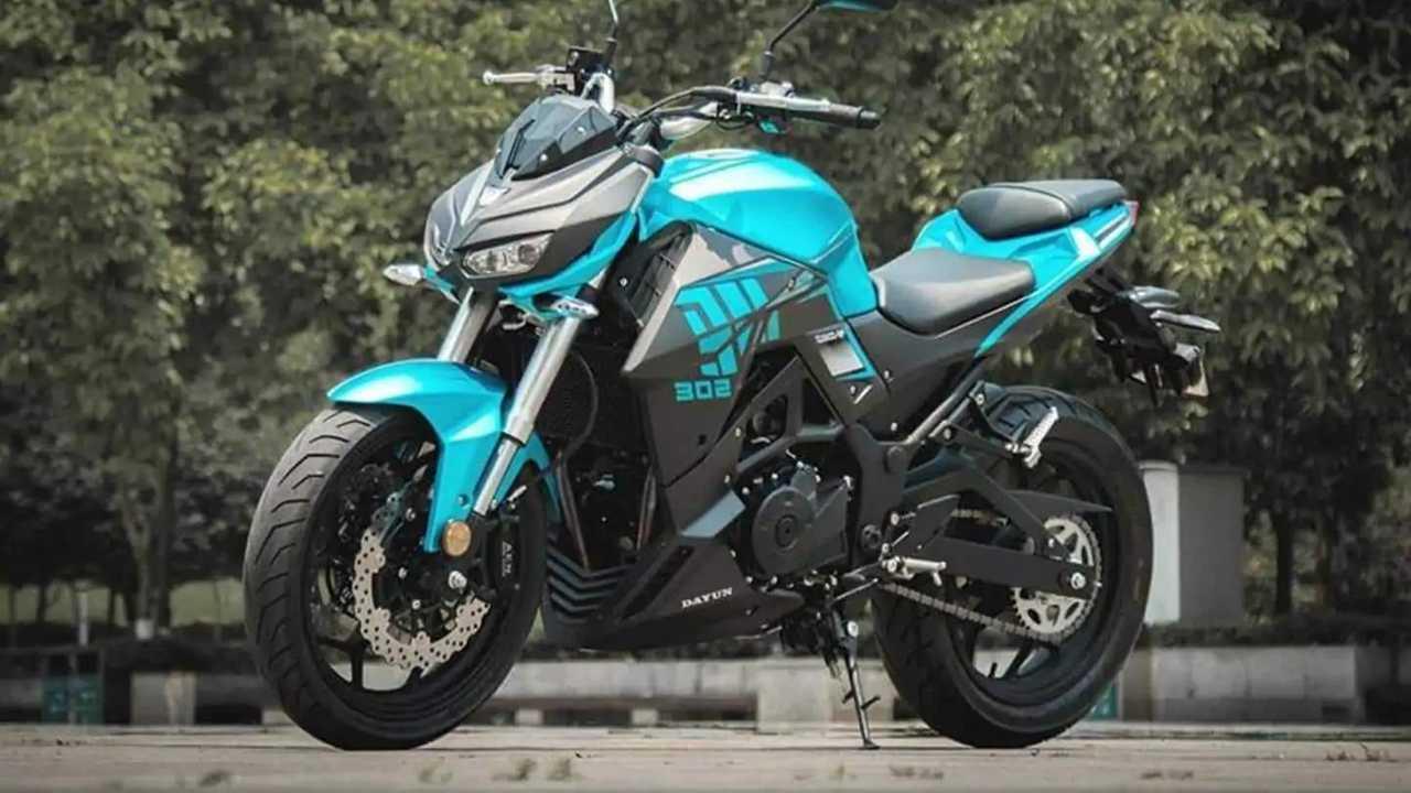 Dayun Chi 302 Motorcycle