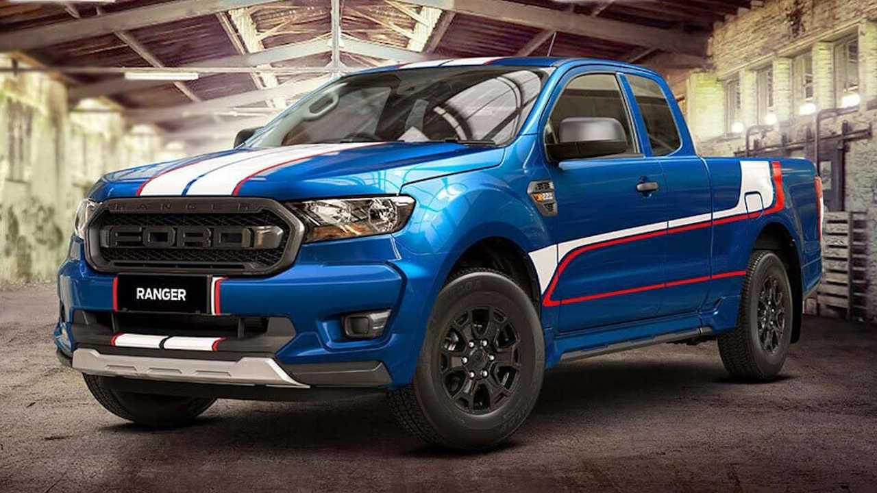 Ford introduces a special edition Ranger XL Street truck.