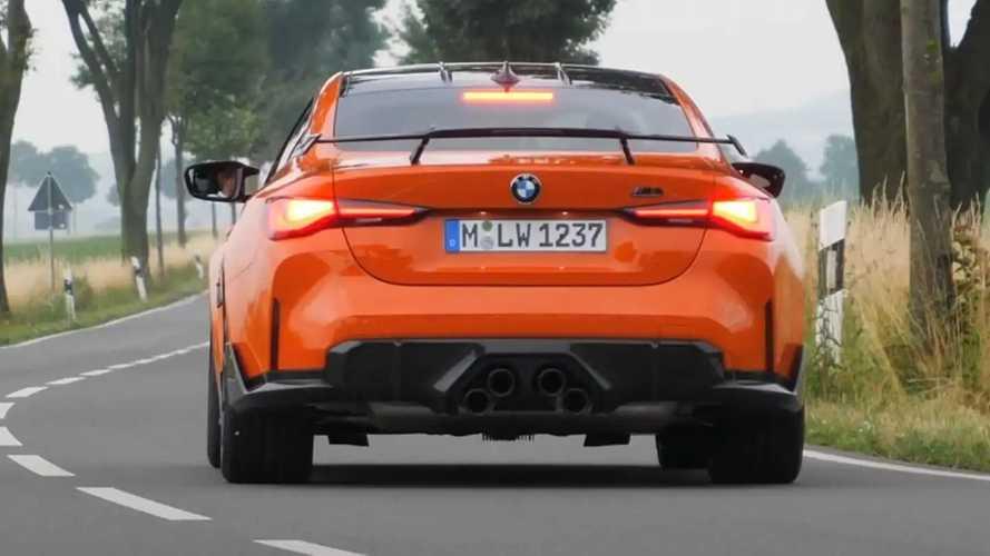 Vajon mennyivel gyorsabb a BMW M4 Competition az M Performance modellnél?