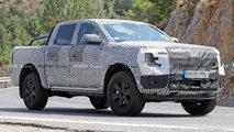 Ford Ranger (2022): Plug-in-Hybrid testet in Südeuropa