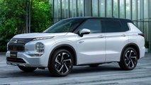 Neuer Mitsubishi Outlander PHEV schafft 87 elektrische Kilometer