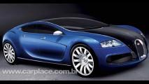 Revista diz que Bugatti Veyron W16 com quatro portas será apresentado no Salão de Frankfurt