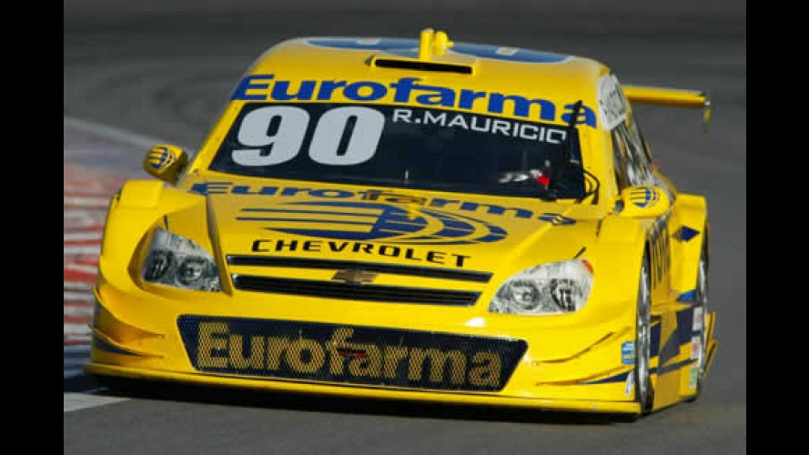 Temporada Stock Car 2009 traz de volta o modelo Chevrolet Vectra