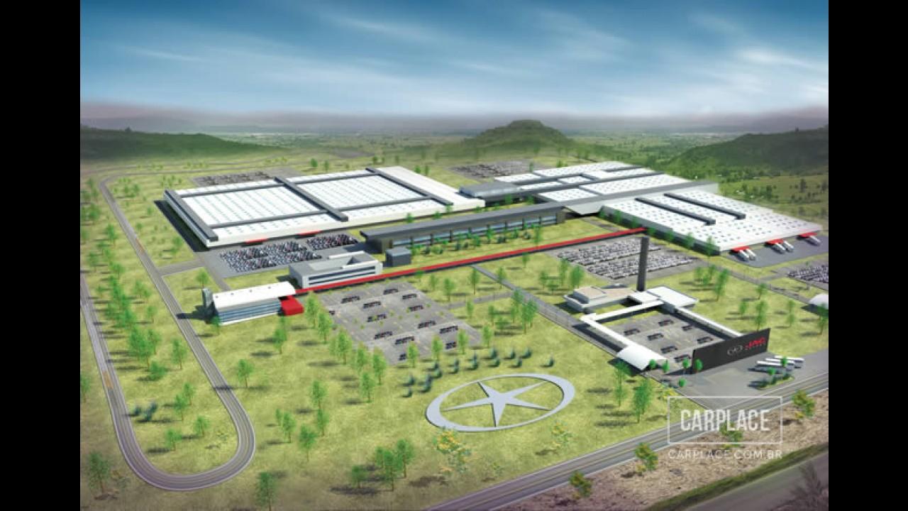 JAC Motors oficializa fábrica no Pólo Industrial de Camaçari na Bahia